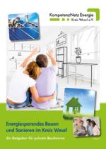 Energiesparendes Bauen und Sanieren im Kreis Wesel